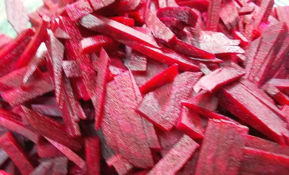 Красный борщ