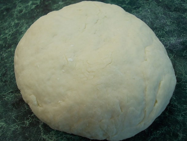 Простое слоеное тесто