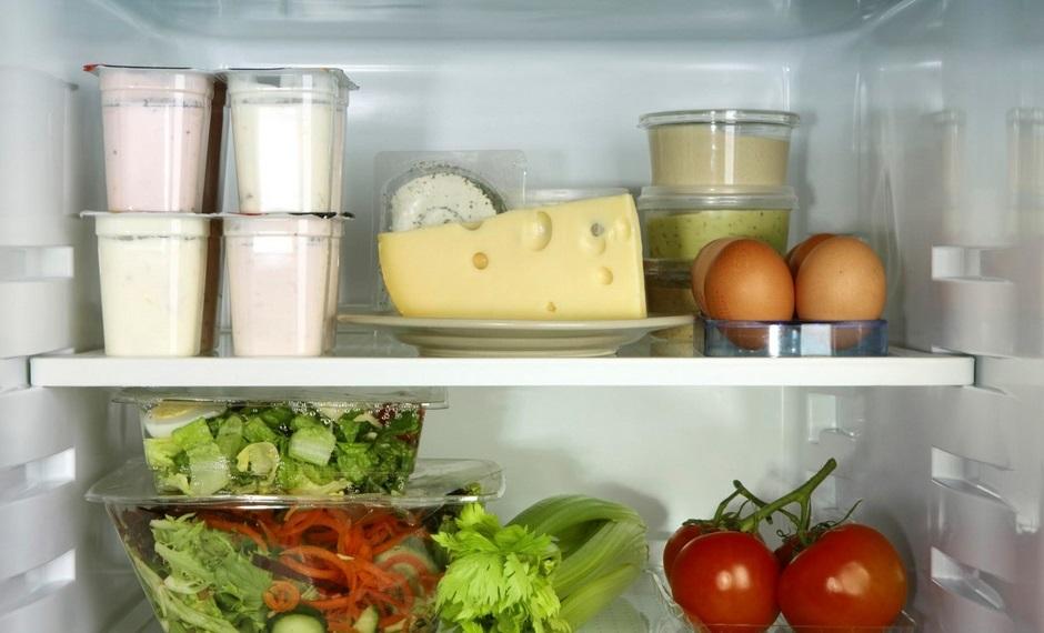 Не позволяйте продуктам в холодильнике портиться