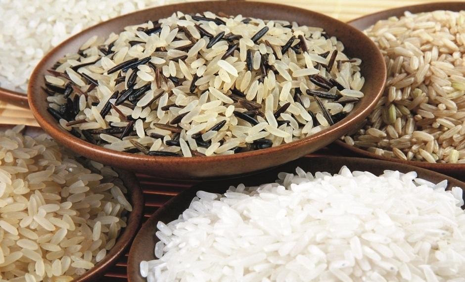 Рис и его разновидности