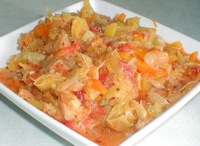 Овощное рагу с кабачками рецепт с курицей 51