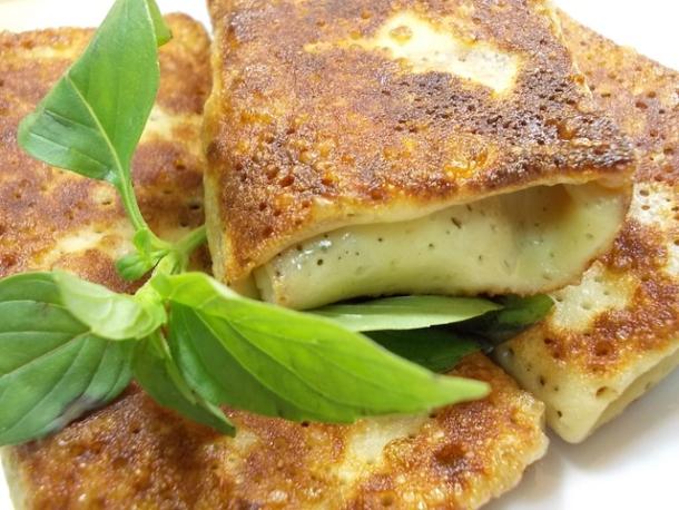 как приготовить блинчики с мясом рецепт от едим дома