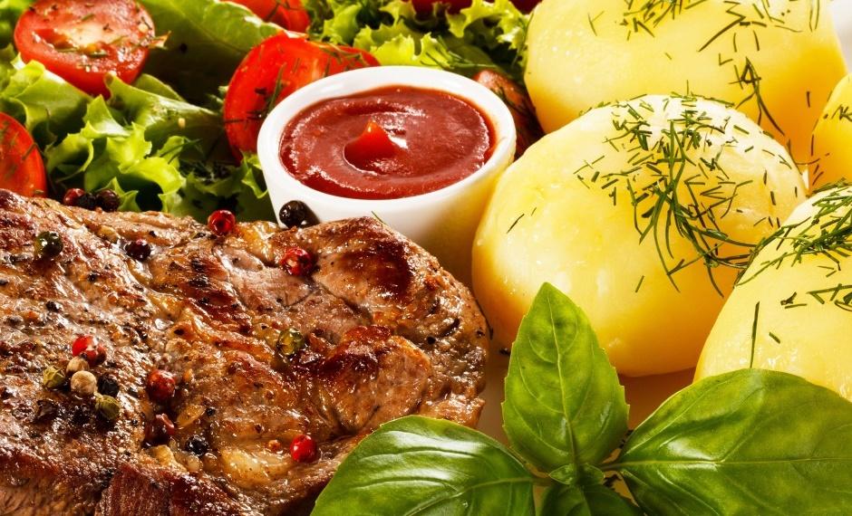 Рецепты вторых блюд