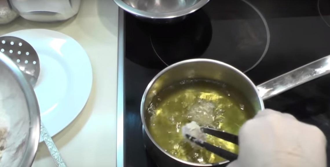 Фото куриное филе, масло, жарка