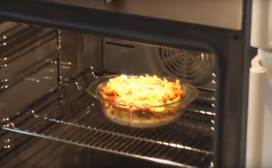 Фото духовка, запеканка из картофеля