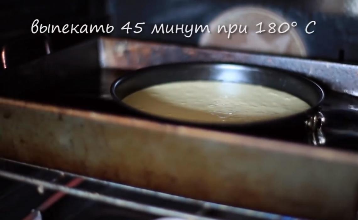 Фото чизкейк в духовке
