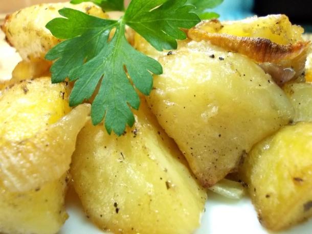 интересные рецепты картошки в духовке