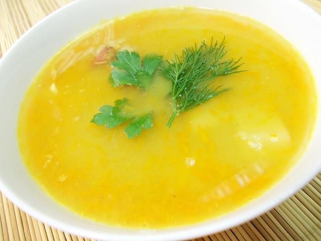 суп с гороховый в мультиварке поларис с курицей рецепты